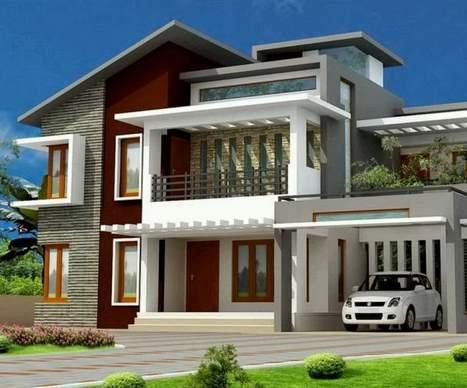 konsep desain rumah minimalis idaman 1 lantai dan 2 lantai